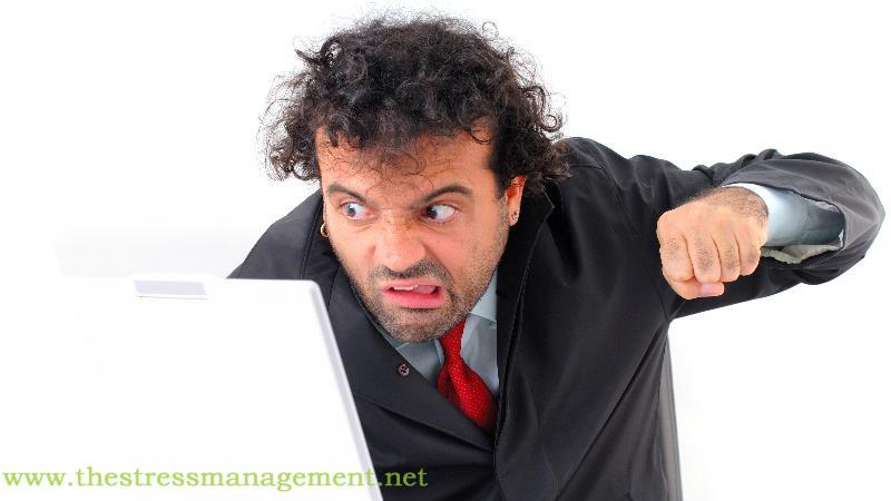 Behaviors Causing Stress