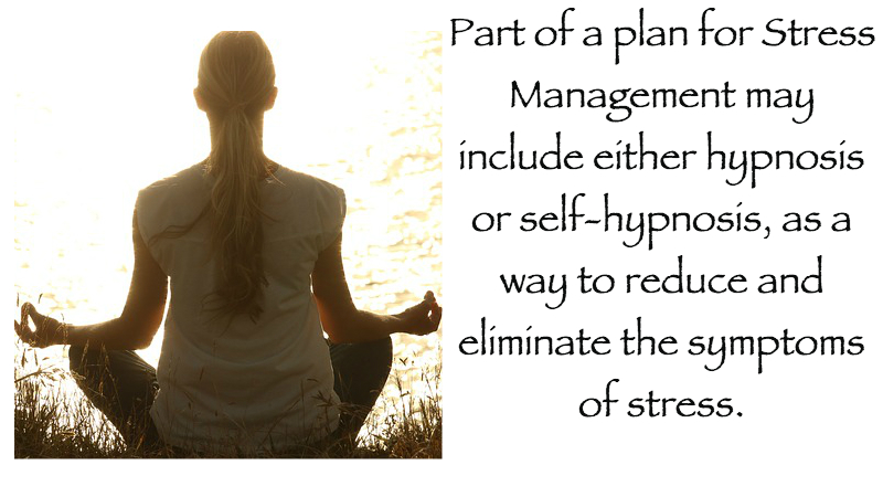 Hypnosis And Stress Management