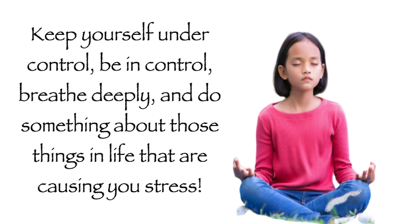 Learning to Cope with Stress and Children